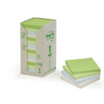 Post-It 654-1RPT self-adhesive label 100 pc(s)