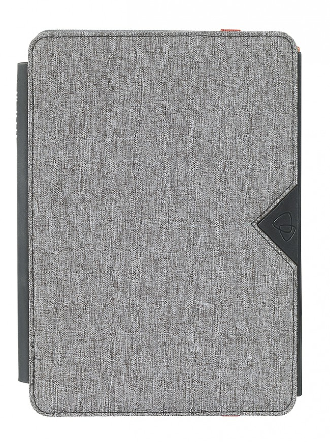 Tech air Universal 10-Inch Eazy Tablet Folio Cover Case with Stand - Grey - For iPad Air Samsung Tab 10.1/Asu