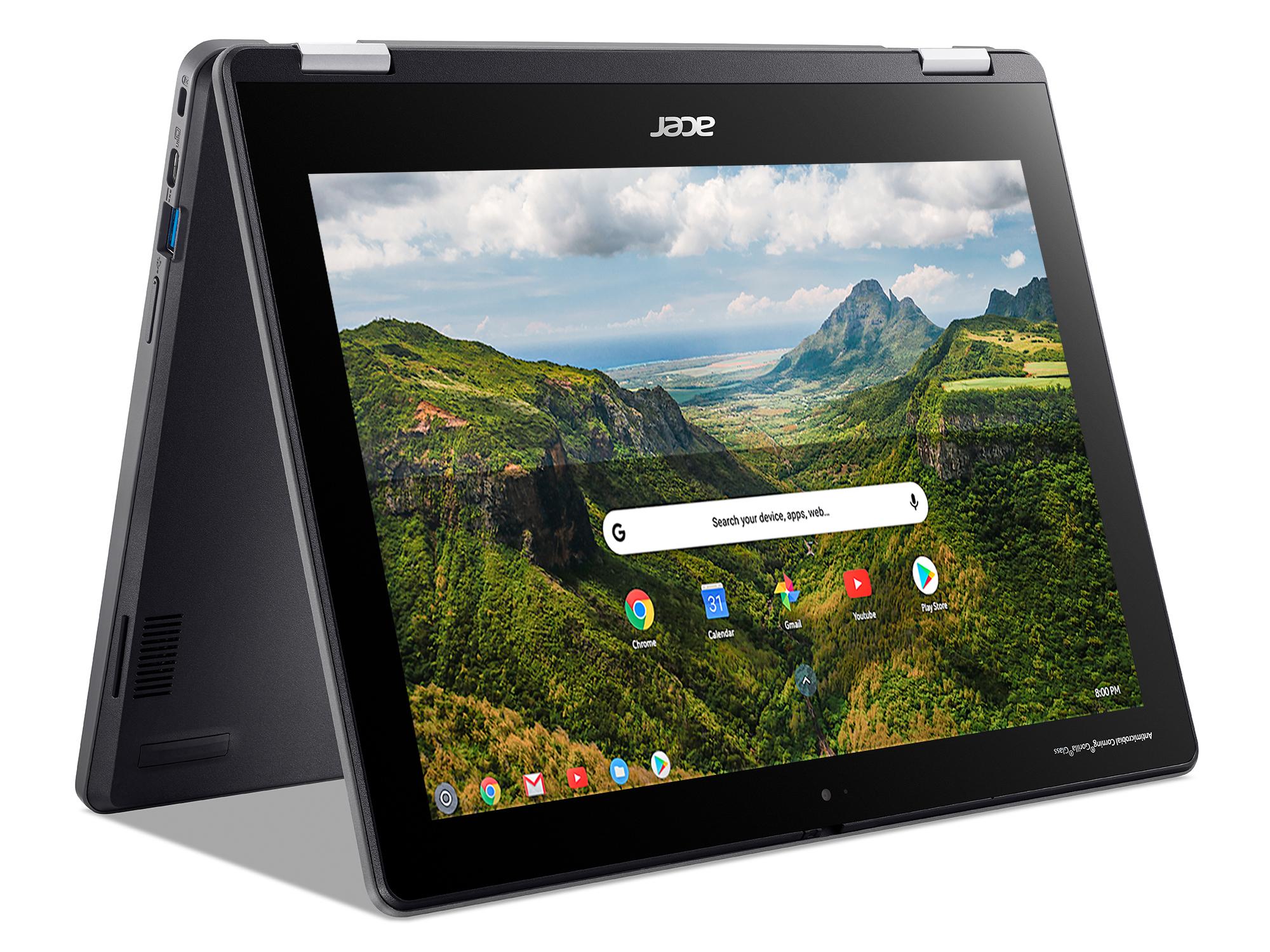 Acer Chromebook Spin 512 (Celeron N5100, HD+, 4GB, 32GB eMMc, Chrome OS)