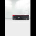 Fujitsu ESPRIMO D757/E90+ 3.9GHz i3-7100 Desktop Black,Red PC