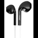 ifrogz IF-ITN-BLK Zwart Intraauraal In-ear koptelefoon