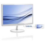 Philips LCD monitor with SoftBlue Technology 247E6EDAW/00