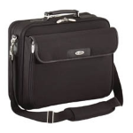 "Targus Notepac Plus 16"" Messenger case BlackZZZZZ], CNP1"