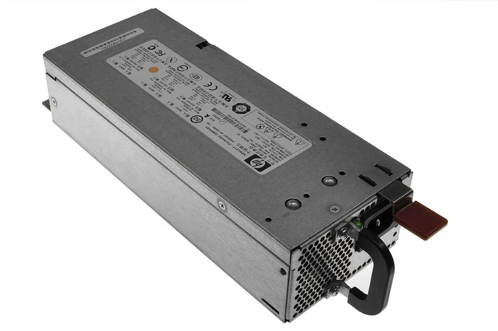 HP 379123-001-RFB power supply unit 1000 W Metallic