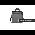"Lenovo 4X40X54259 notebook case 39.6 cm (15.6"") Toploader bag Grey"