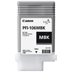 Canon 6620B001 (PFI-106 MBK) Ink cartridge black matt, 130ml