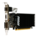MSI GeForce GT 710 2GB DDR3 Silent Fanless Low Profile PCI-E Graphics Card