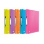 Elba Bright Ring Binder Pink 400104457