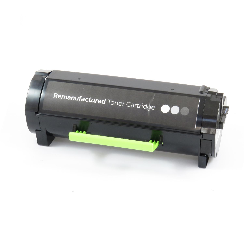Remanufactured Lexmark 51B2000 Black Toner Cartridge