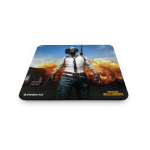 Steelseries QCK+ PUBG-EDITION Multicolor Gaming mouse pad