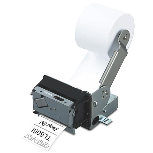 CUSTOM TL60III Térmico Impresora de recibos 203 x 203 DPI Alámbrico
