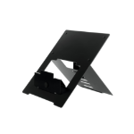R-Go Tools R-Go Riser Flexible Laptop Stand, adjustable, black