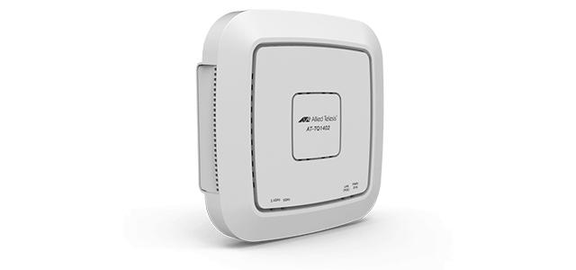 Allied Telesis AT-TQm1402-00 punto de acceso WLAN 1167 Mbit/s Energía sobre Ethernet (PoE) Blanco