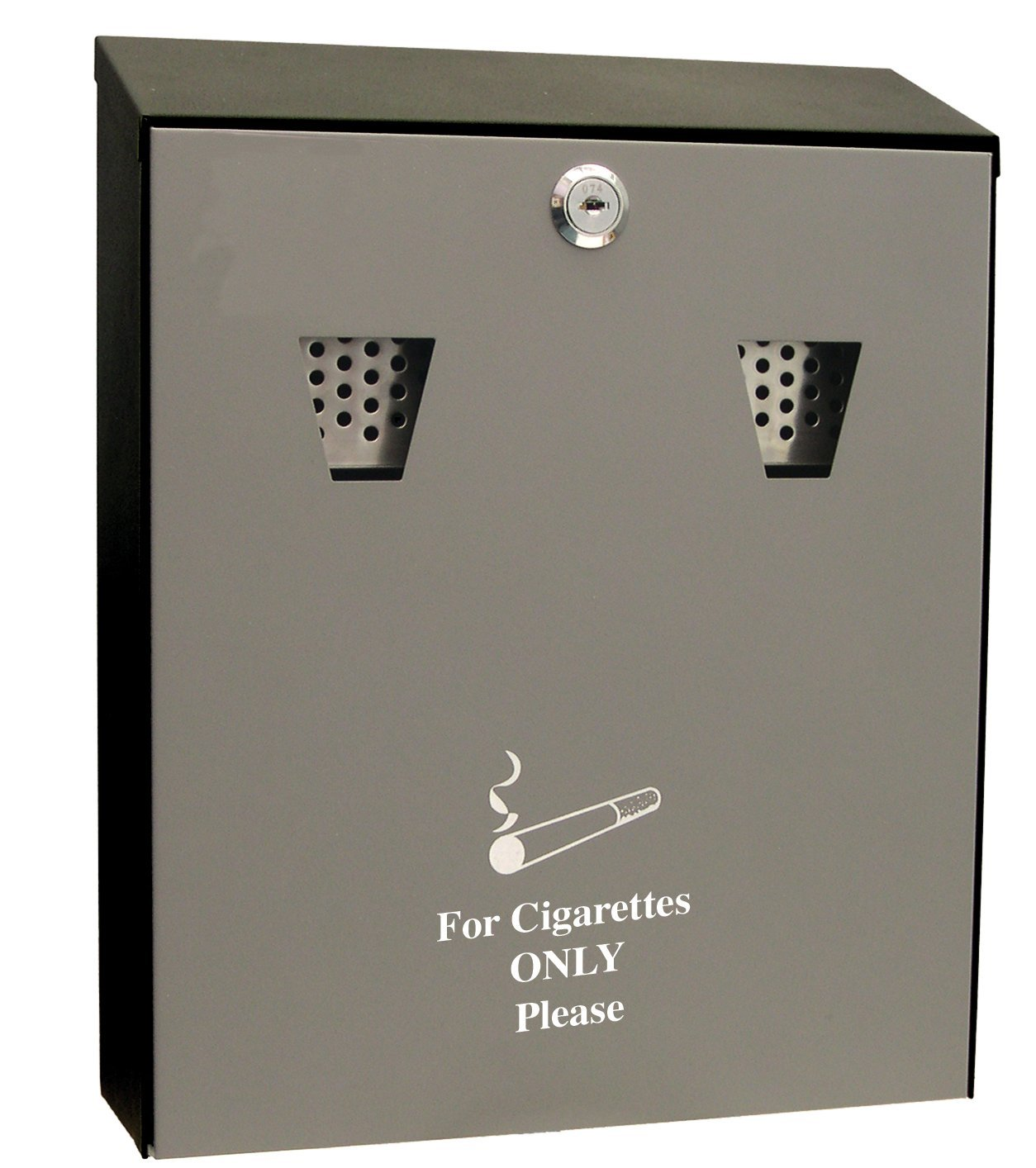 Cathedral Products Catehedral Ash Bin