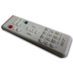 Acer VZ.J6700.002 IR Wireless Push buttons Grey,White remote control