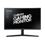 "Samsung C24FG73 LED 23.5"" Full HD Black Curved computer monitor"