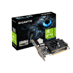Gigabyte GeForce GT 710 GeForce GT 710 1GB GDDR3