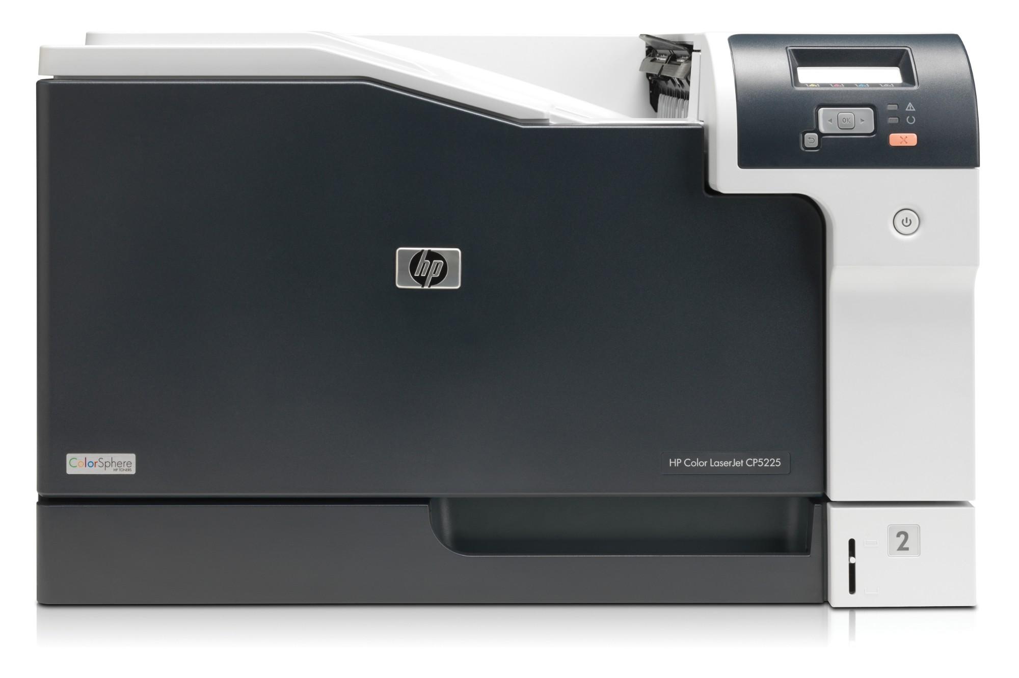HP Color LaserJet Professional CP5225 600 x 600 DPI A3