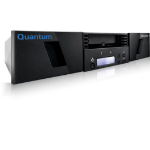 Quantum SuperLoader 3 192000GB 2U Black tape auto loader/library