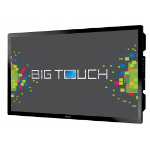 "Infocus INF6512AG Digital signage flat panel 65"" LED Full HD Wi-Fi Black signage display"