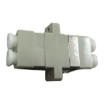 LinkBasic Fibre Optic Adaptor LC Multimode Duplex Coupler (Pack of 5)