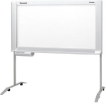 Panasonic UB-5838C interactive whiteboard & accessory