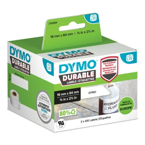 DYMO LabelWriter™ Durable Labels - 19 x 64mm