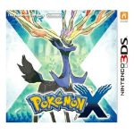 Nintendo Pokemon X - 3DS