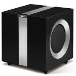 KEF R400B Black Active subwoofer 500 W