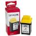 Lexmark #25 Color High Yield Print Cartridge