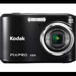 "Kodak PIXPRO FZ41 16.15MP 1/2.3"" CCD 4608 x 3456pixels Black"