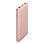 Belkin Pocket Power 10K power bank Lithium Polymer (LiPo) 10000 mAh Pink