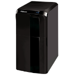 Fellowes AutoMax 300CL Cross shredding 55dB Black,Grey paper shredder