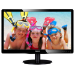 Philips LCD monitor with LED backlight 196V4LAB2