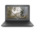"HP Chromebook 11A G6 EE Grijs 29,5 cm (11.6"") 1366 x 768 Pixels Touchscreen 7th Generation AMD A4-Series APUs A4-9120C 4 GB DDR4-SDRAM 32 GB eMMC Chrome OS"
