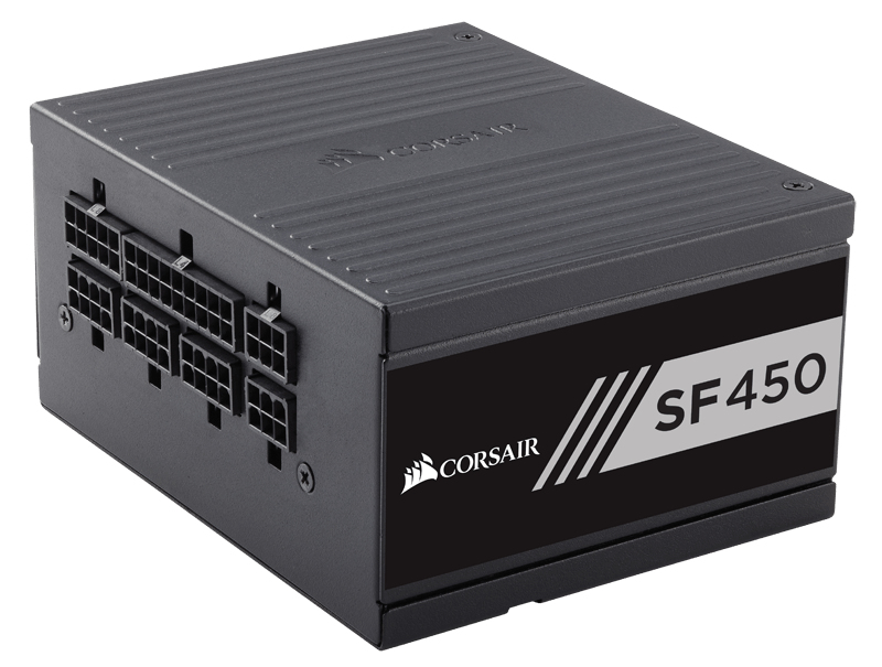 Corsair CP-9020104-AU 450W ATX Black power supply unit