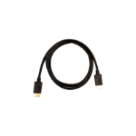 V7 Black Video Cable Pro HDMI Male to HDMI Male 2m 6.6ft