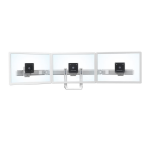 "Ergotron 98-009-216 24"" White flat panel wall mount"