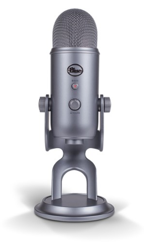 Blue Microphones Yeti Table microphone Grey