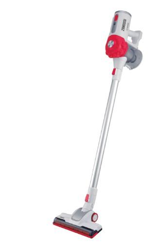 Zanussi ZHS-32802-RD handheld vacuum Red, White Bagless