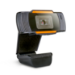 EDIS EC83 webcam 1920 x 1080 pixels USB 2.0 Black, Orange