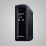 CyberPower VP1200EILCD uninterruptible power supply (UPS) Line-Interactive 1200 VA 720 W 8 AC outlet(s)