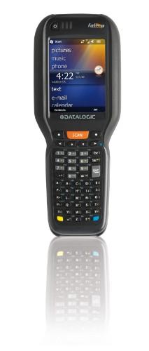 "Datalogic Falcon X3+ handheld mobile computer 8.89 cm (3.5"") 320 x 240 pixels Touchscreen 674 g Black"
