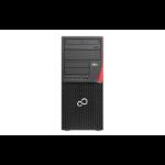 Fujitsu ESPRIMO P756 3.2GHz i5-6500 Desktop Black,Red PC