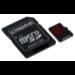 Kingston Technology microSDHC/SDXC UHS-I U3 64GB 64GB MicroSDXC UHS Class 3 memory card