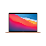 "Apple MacBook Air Notebook 33.8 cm (13.3"") 2560 x 1600 pixels Apple M 8 GB 512 GB SSD Wi-Fi 6 (802.11ax) macOS Big Sur Gold"