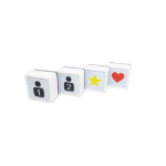 SMART Technologies Tool Explorer Play 4-Stamp Multicolour