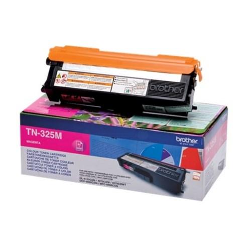 Brother TN325M Laser Toner Cartridge magenta 3500 pages