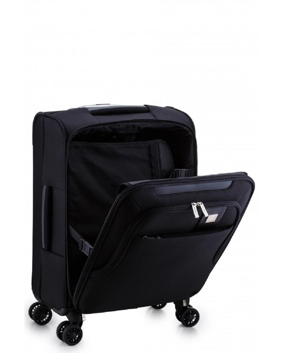 Urban Factory CTT01UF-V3 bolsa de equipaje Tranvía Negro Poliéster