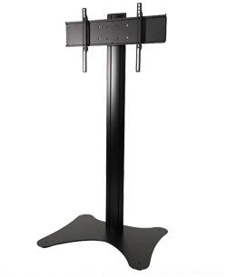 """Peerless SS560F flat panel floorstand Fixed flat panel floor stand Black 165.1 cm (65"""")"""